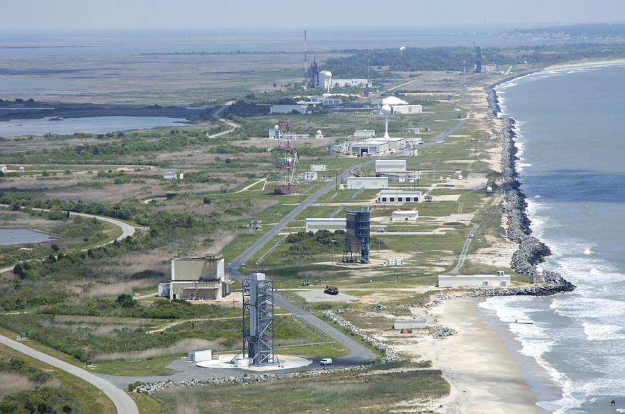 Rocket Lab построит стартовый комплекс на острове Уоллопс