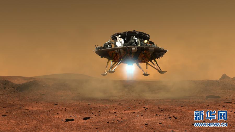 Китай подтвердил намерение отправить станцию к Марсу в 2020 году
