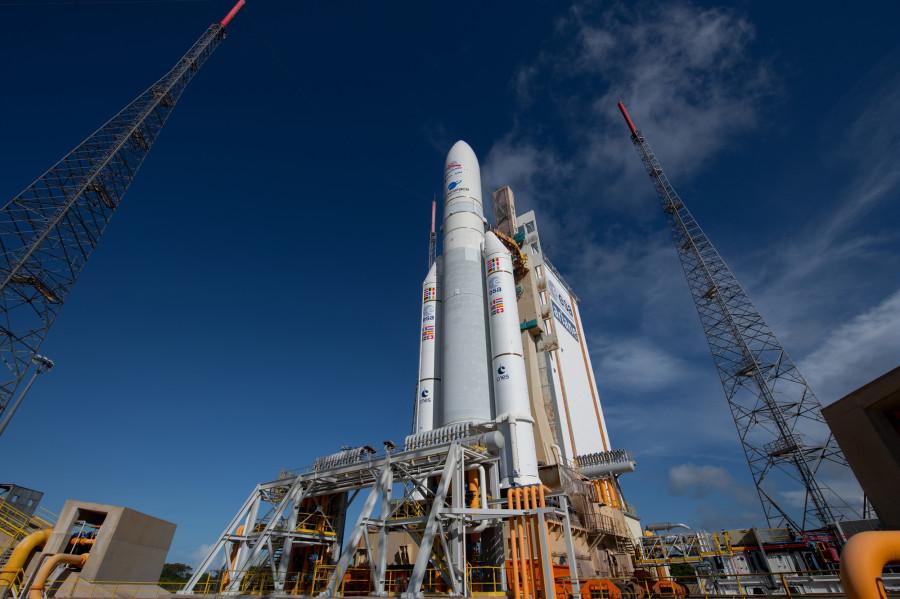 Миссия BepiColombo готова к запуску