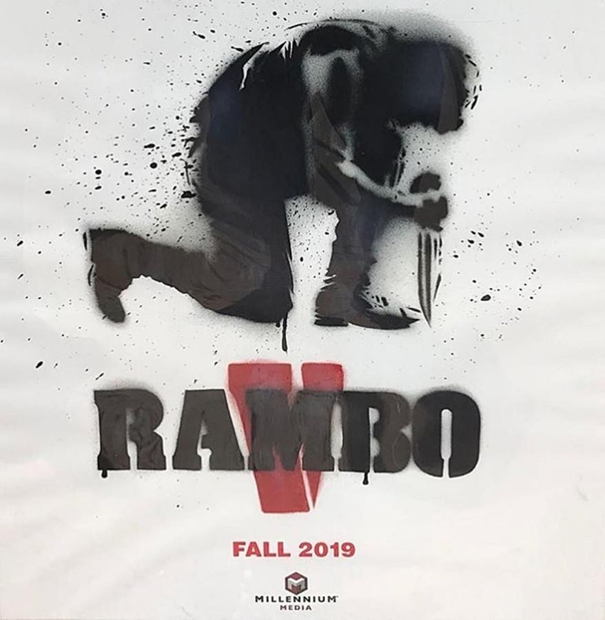 О сценарии «Рэмбо 5»
