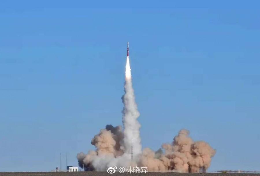 Ракета китайского стартапа Landspace не смогла вывести спутник на орбиту