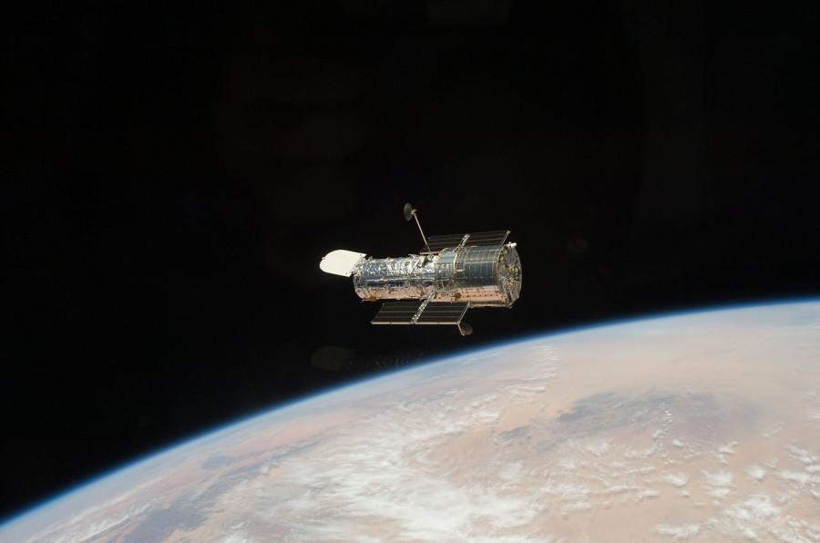 В работе одной из камер «Хаббла» произошел сбой