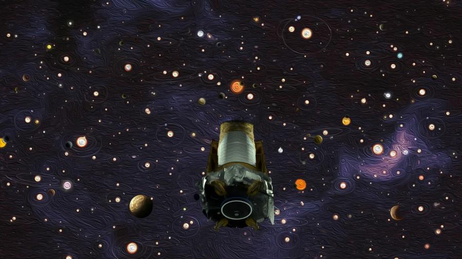 Телескоп «Кеплер» ушел на покой