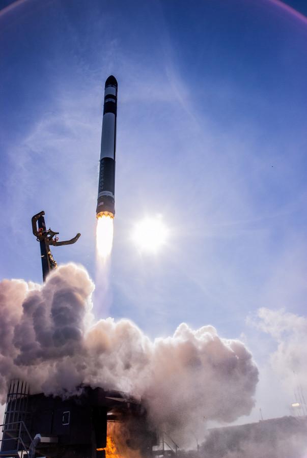 Rocket Lab осуществила первый коммерческий запуск