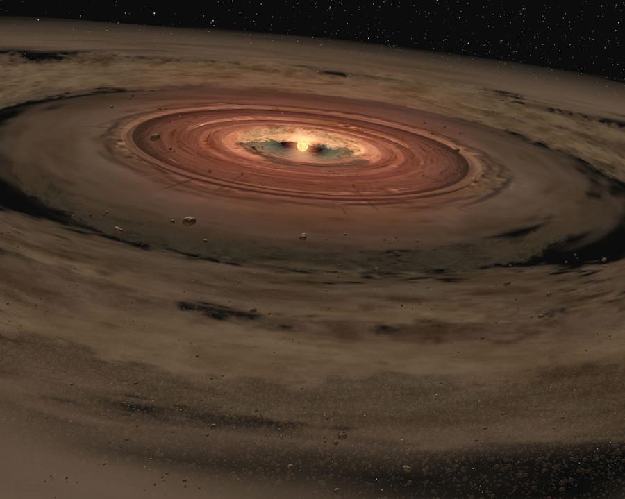 Найдены две новые планеты-сироты