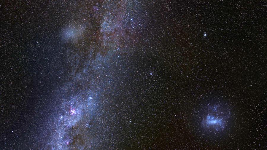 Астрономы нашли «призрачный» спутник Млечного пути