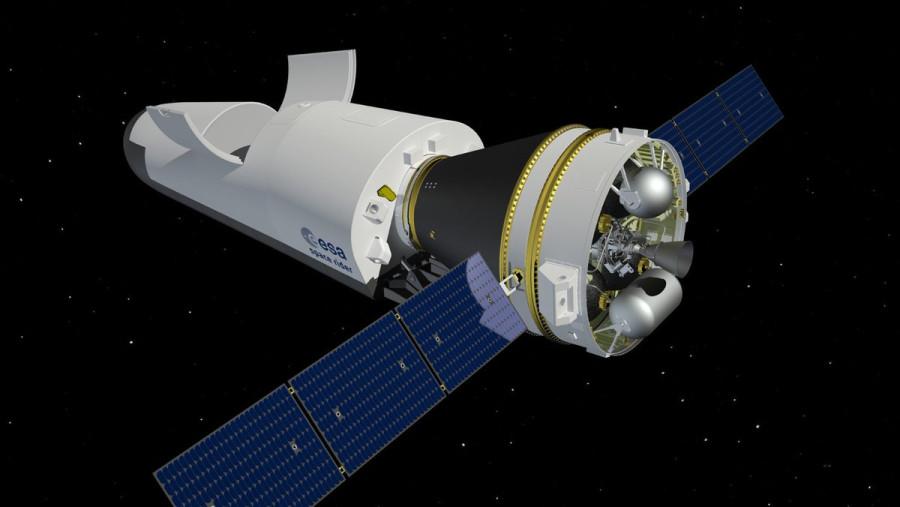 Space Rider отправится в свой первый полет в 2021 году