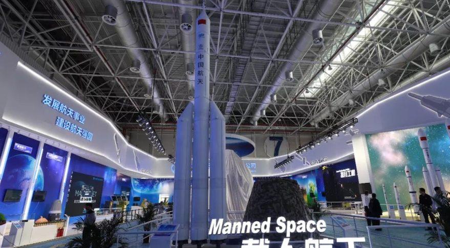 Китай показал новую ракету для миссий в дальний космос