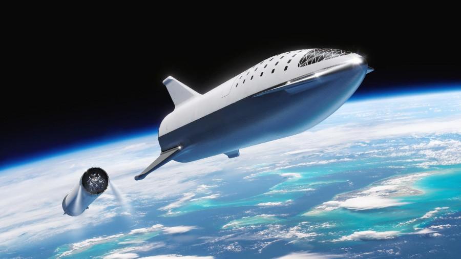 BFR переименовали в Starship
