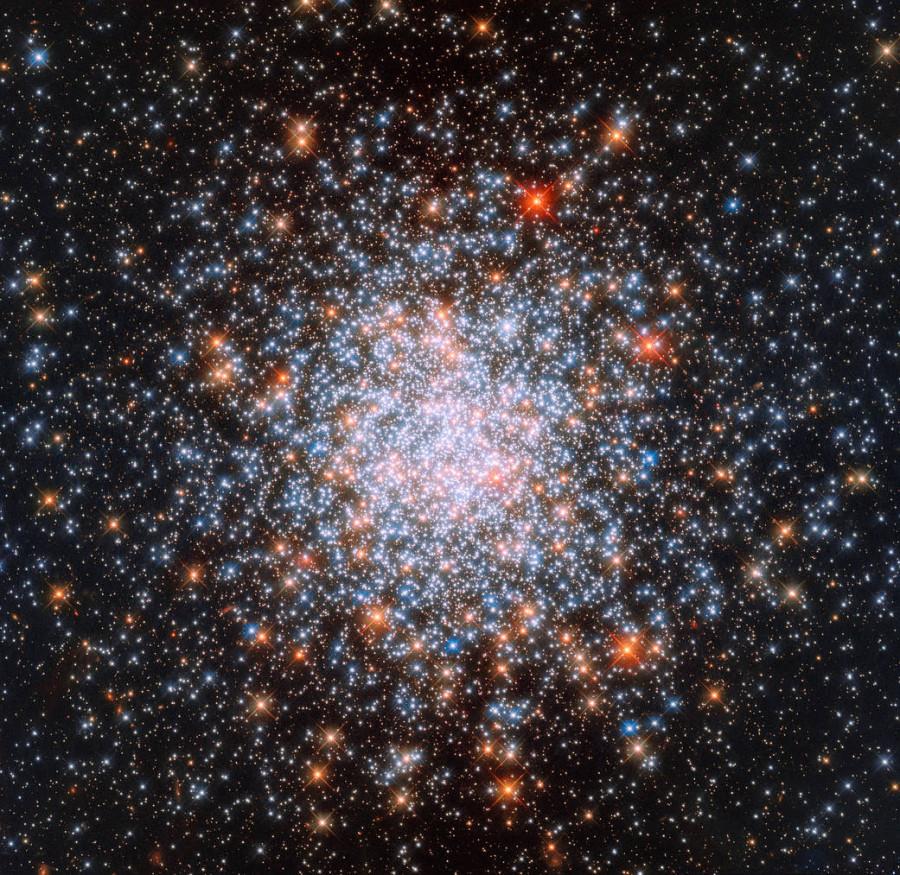 Шаровое скопление NGC 1866