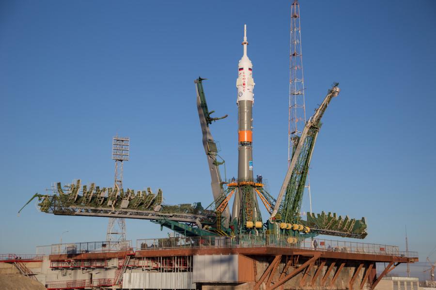Прямая трансляция запуска « «Союз МС-11»
