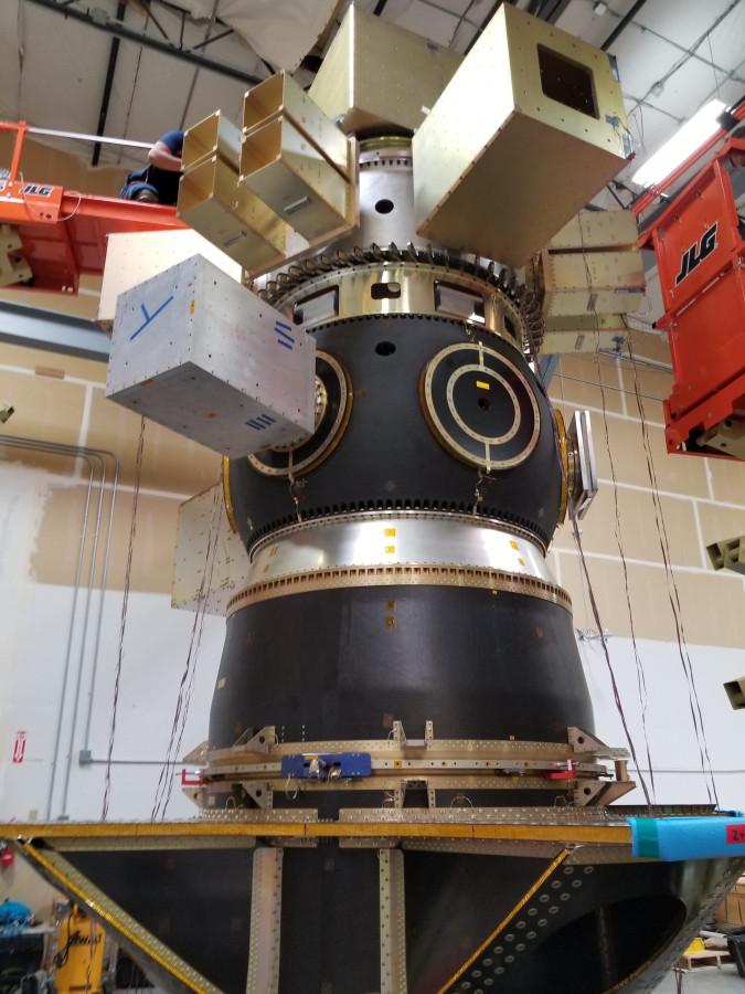 Прямая трансляция запуска Falcon 9 (миссия SSO-A SmallSat Express) Falcon, миссии, SpaceX, аппаратов, спутника, космос, количество, связи, аппараты, третий, компании, ступень, Сегодня, B1046, ракеты, полет, После, предстоит, отделения, августа