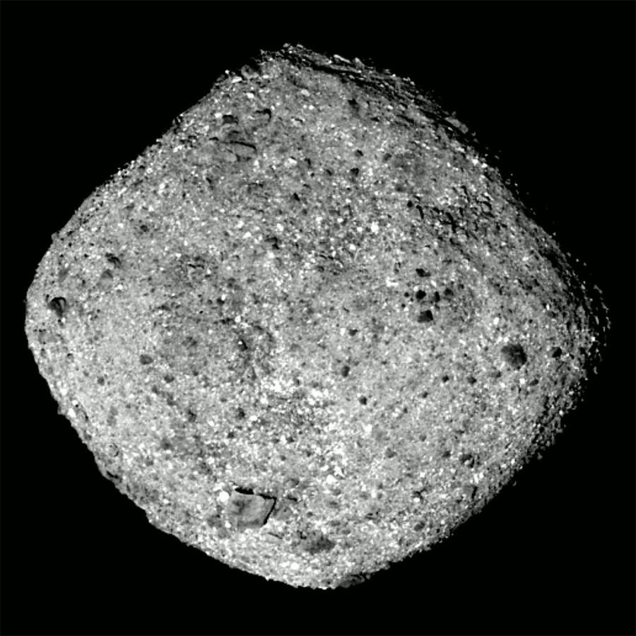 OSIRIS-REx достиг астероида Бенну