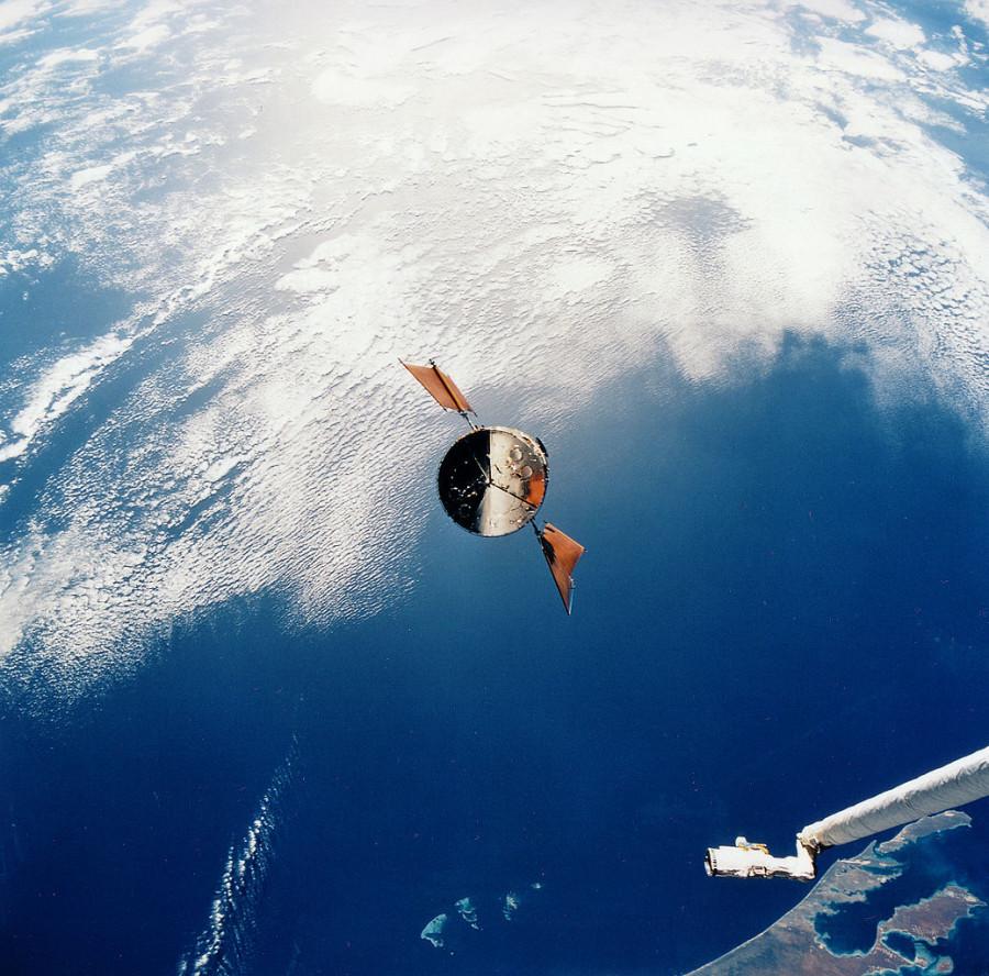 25 лет первому ремонту телескопа «Хаббл»
