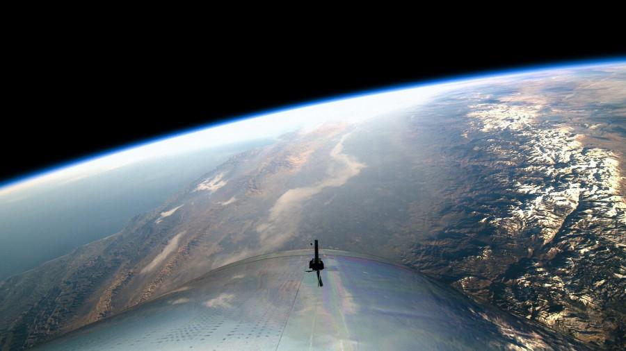 Космоплан Virgin Galactic достиг космоса по версии Virgin Galactic