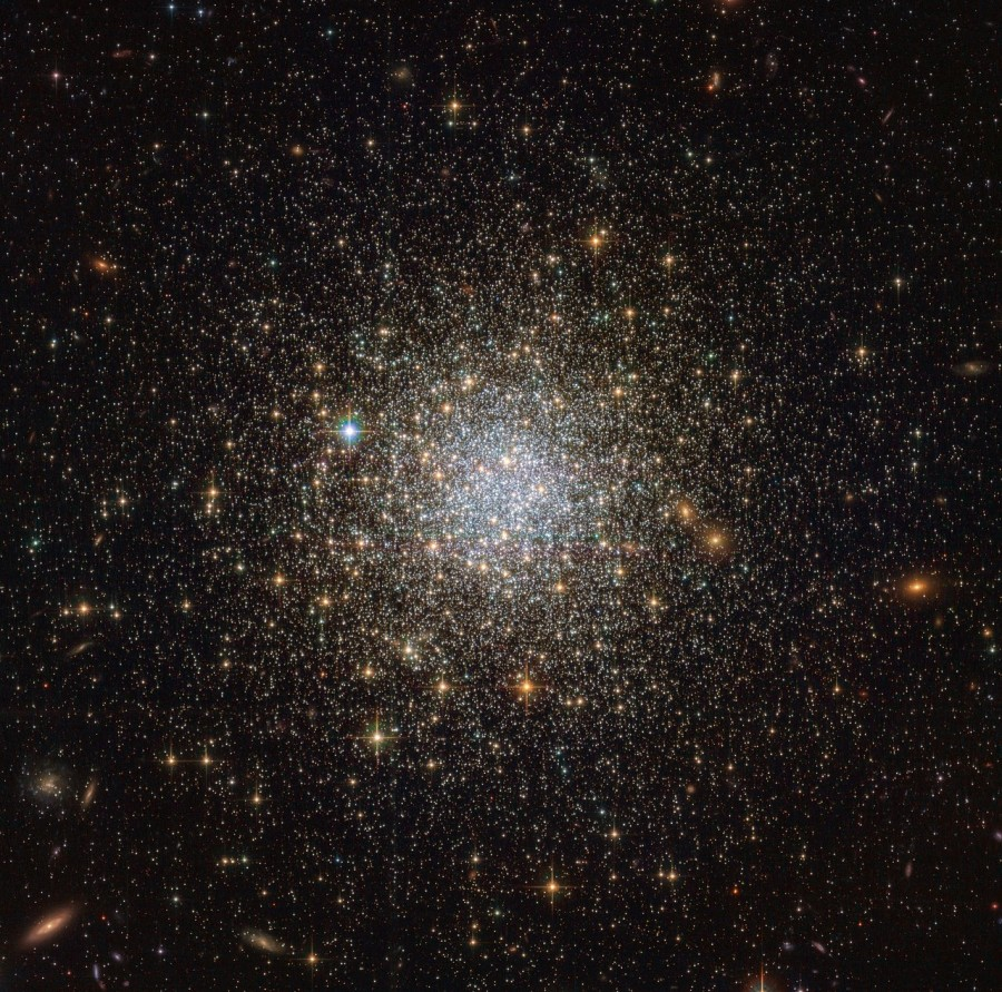 Шаровое скопление NGC 1466