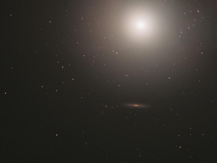 Галактика M 89