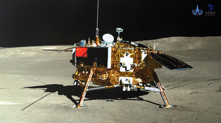 Ночная температура на обратной стороне Луны оказалась ниже чем считалась