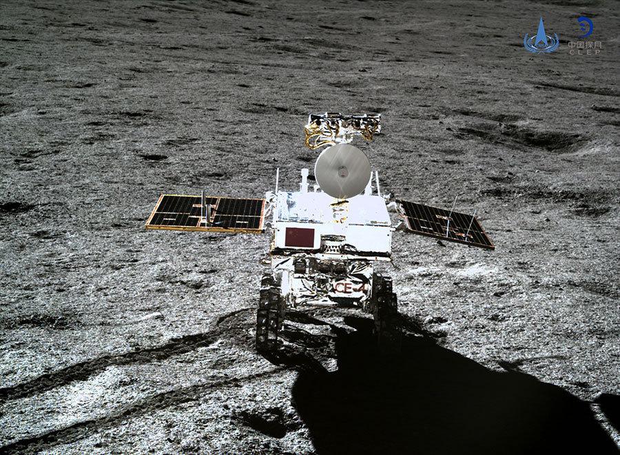 Китай планирует отправить к Луне еще четыре автоматические станции