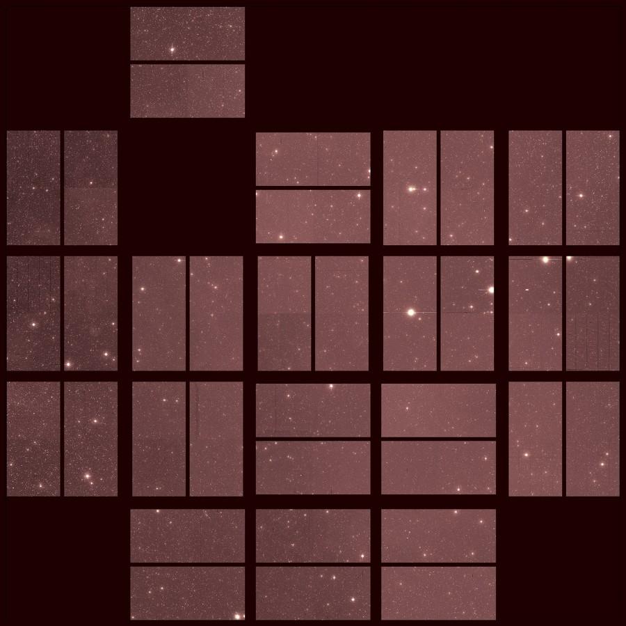 NASA опубликовало последнее изображение телескопа «Кеплер»