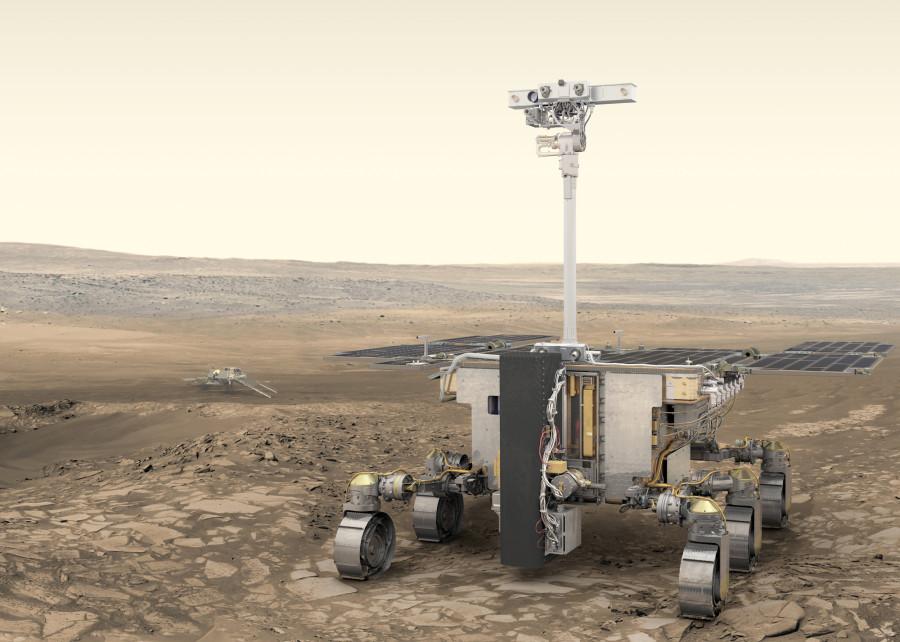Марсоход ExoMars назвали в честь Розалинд Франклин
