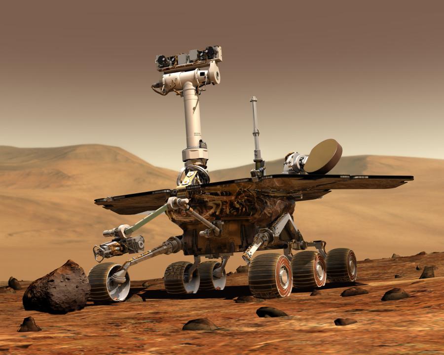NASA прекратило попытки связаться с Opportunity