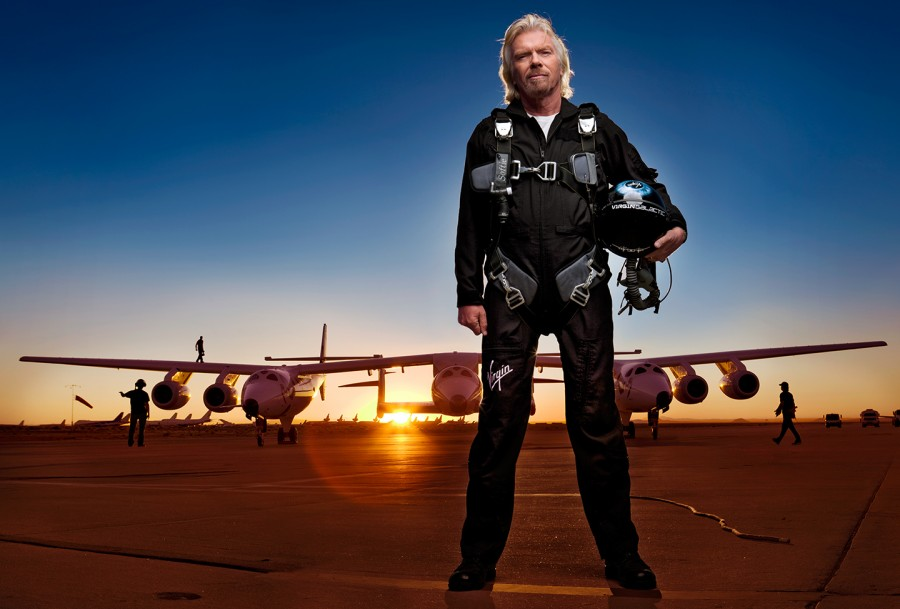 Ричард Брэнсон пообещал полететь на SpaceShipTwo летом 2019 года