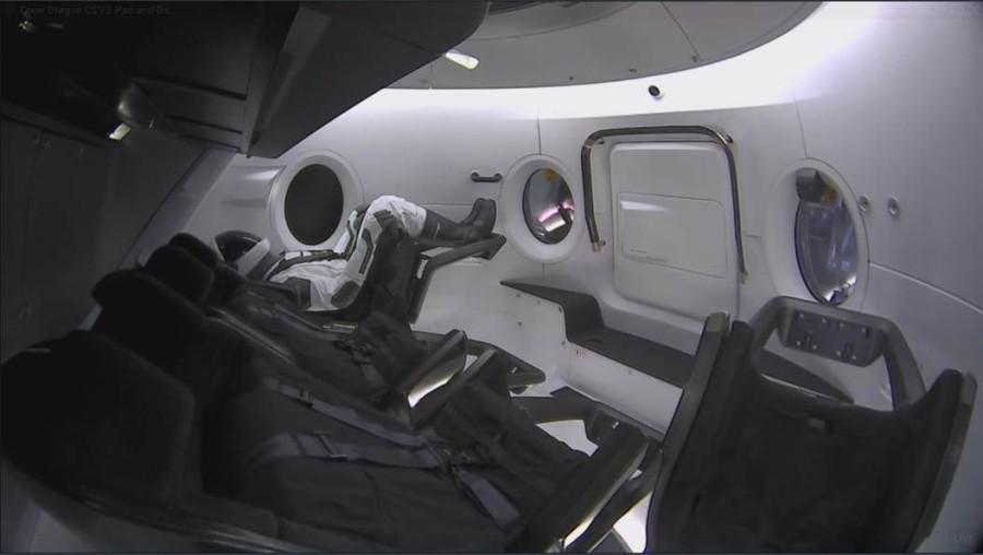 В ожидании первого полета Dragon 2 SpaceX, Dragon, марта, будут, запуска, сайте, отправить, корабль, время, корабля, полет, состоится, запуск, будет, Falcon, запущен, разгерметизации, должен, всемирному, прогнозам