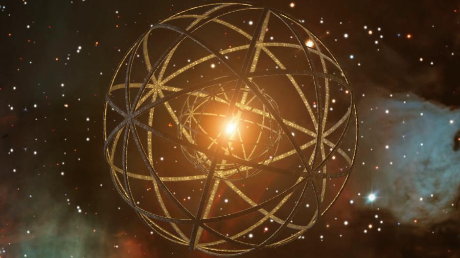 Звезда EPIC 204376071 потускнела на 80%