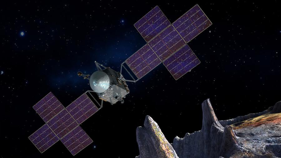 NASA может отправить миссию к Палладе