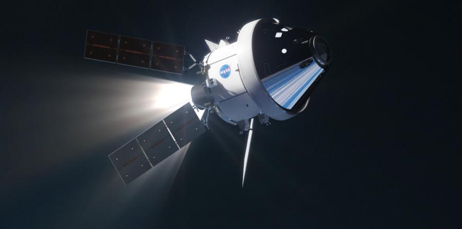 NASA изучает возможность запустить Orion на коммерческой ракете