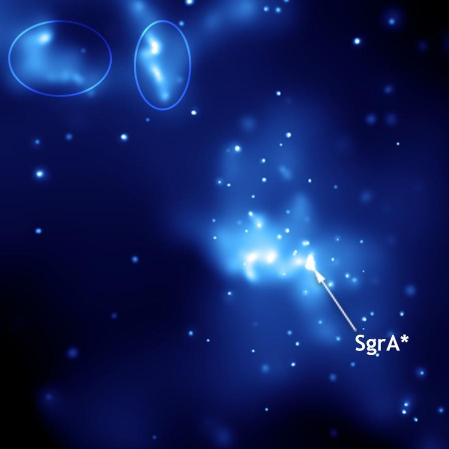 10 апреля ESO покажет изображение «тени» черной дыры