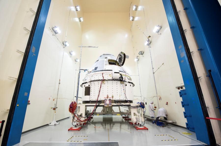 Длительность первой пилотируемой миссии CST-100 Starliner будет увеличена
