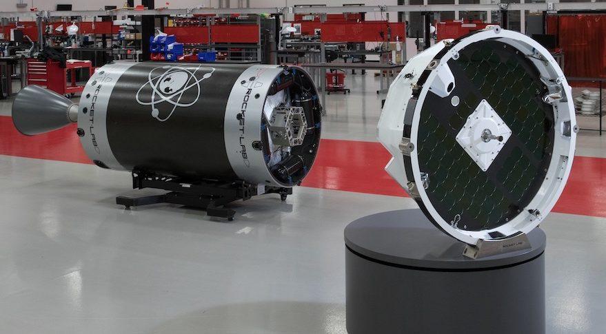 Rocket Lab анонсировала универсальную спутниковую платформу