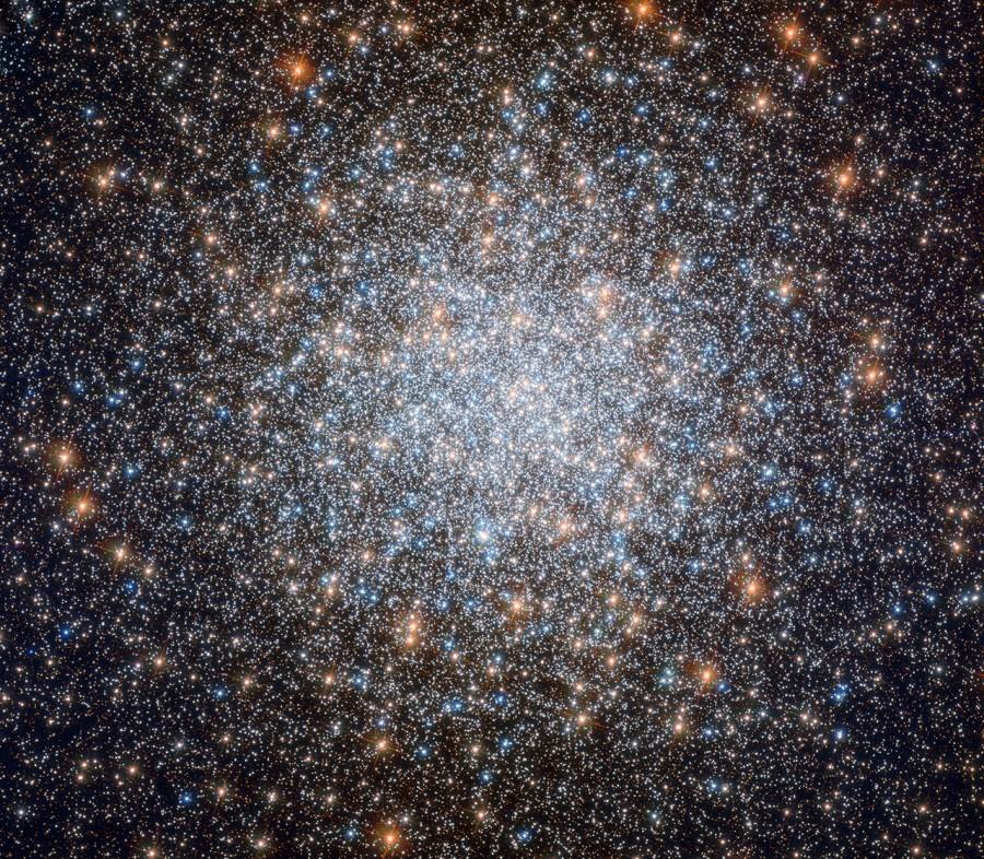 «Хаббл» сфотографировал дом переменных звезд