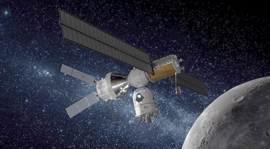 Lockheed Martin разработал стратегию возвращения на Луну