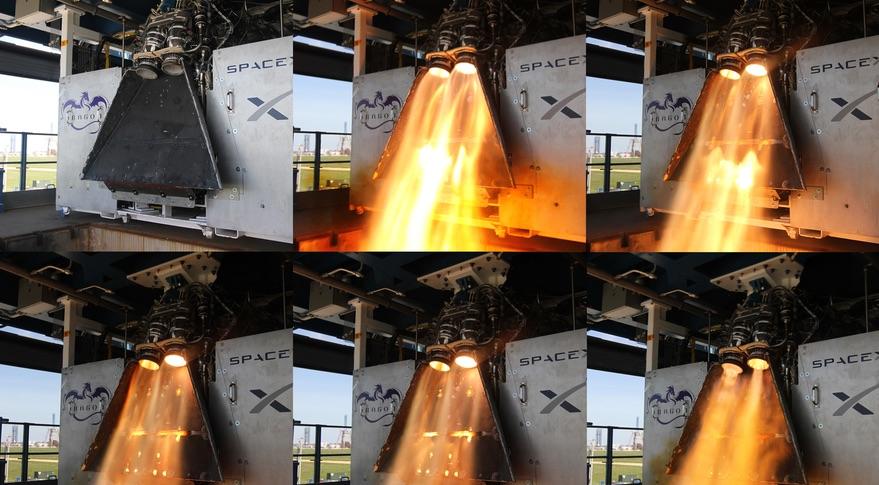 Испытание двигателей САС Dragon 2 завершилось аварией
