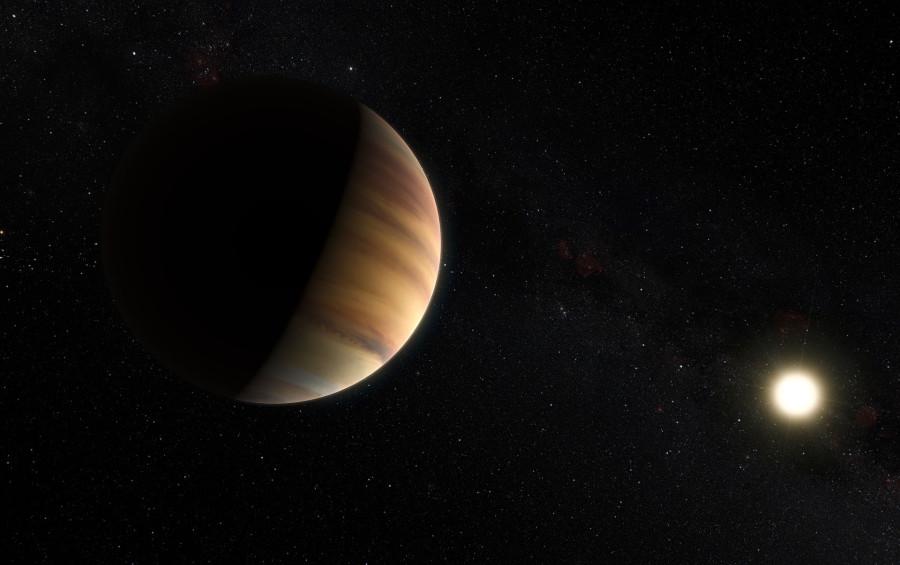 Обнаружено несколько экзопланет с большими периодами обращения