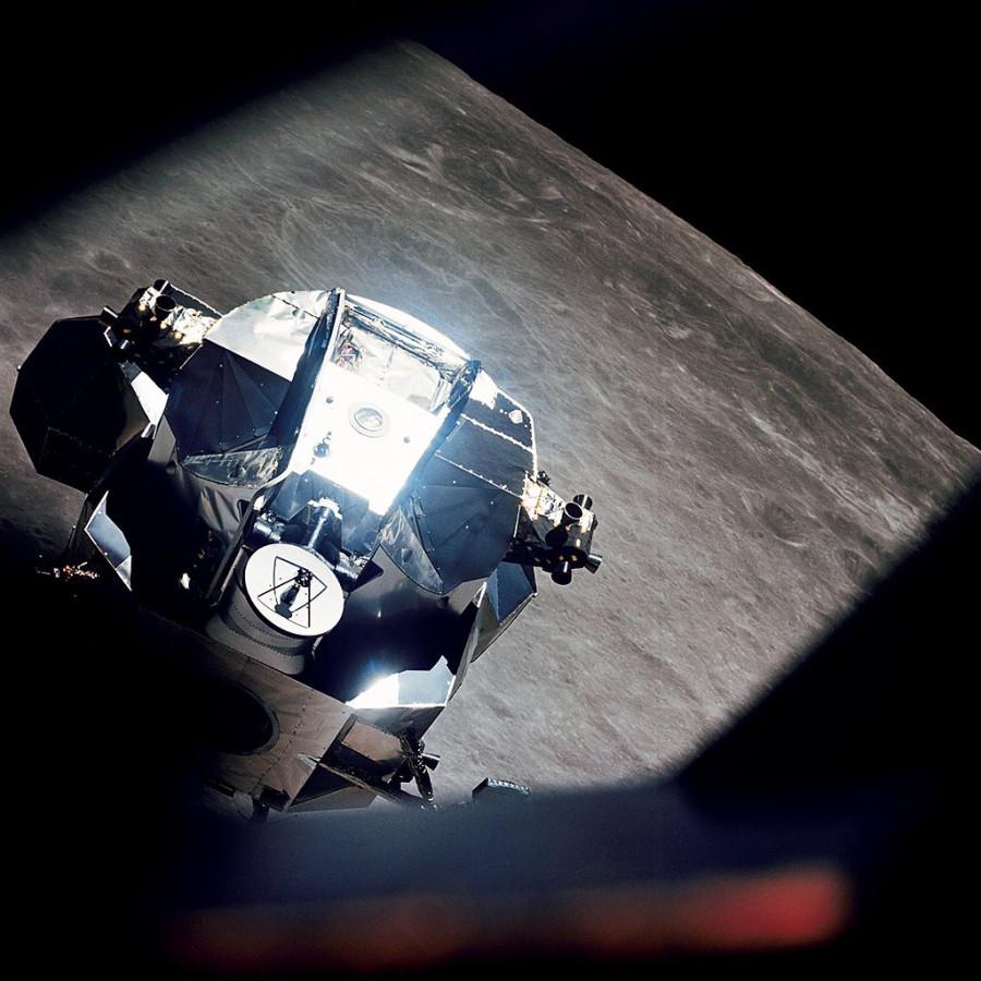 Объявлено об обнаружении лунного модуля «Аполлона-10»