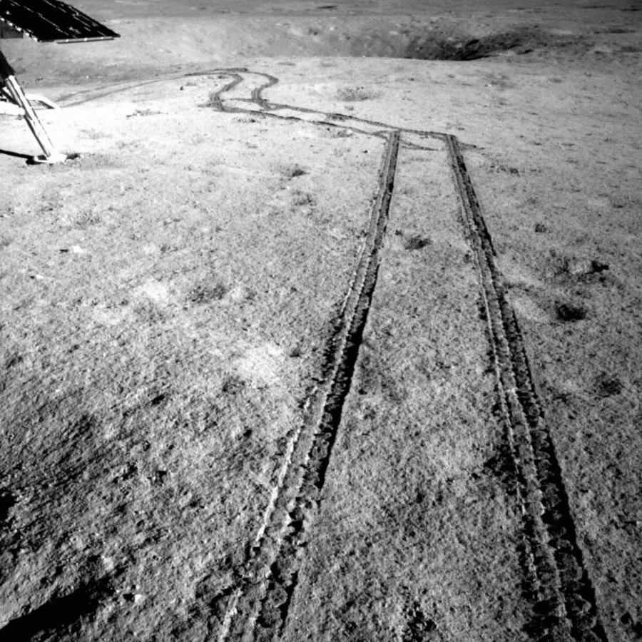 Китайский луноход нашел следы вещества из лунной мантии мантии, лунной, полюс, бассейна, минералов, Эйткен, частью, лунную, состоящей, состав, поверхности, время, вещества, «Юйту2», Южный, китайских, поверхность, ученых, журнала, «Чанъэ4»