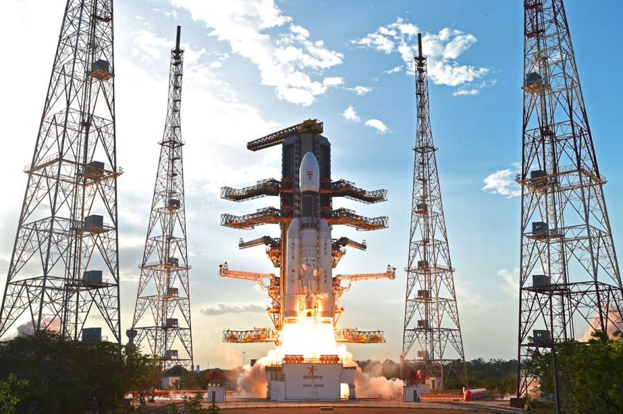 Запуск «Чандраян-2» намечен на июль