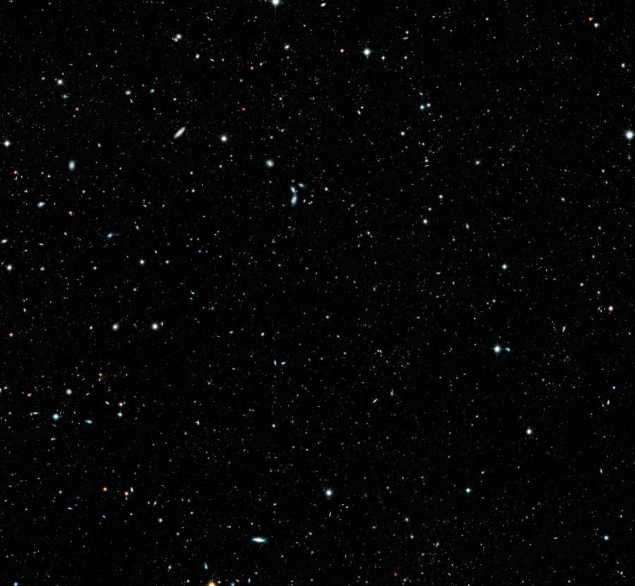 265 тысяч галактик от телескопа «Хаббл»