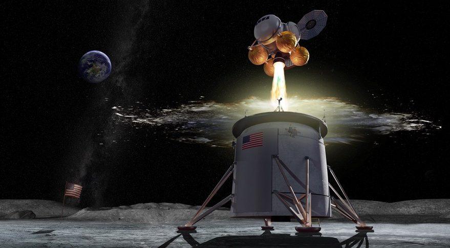Белый дом готов выделить NASA дополнительные 1.6 миллиардов долларов на лунную