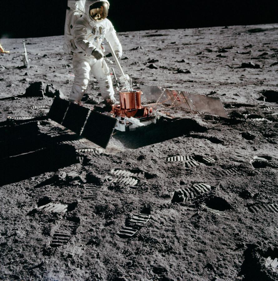 Лунотрясения указали на продолжающееся сжатие Луны