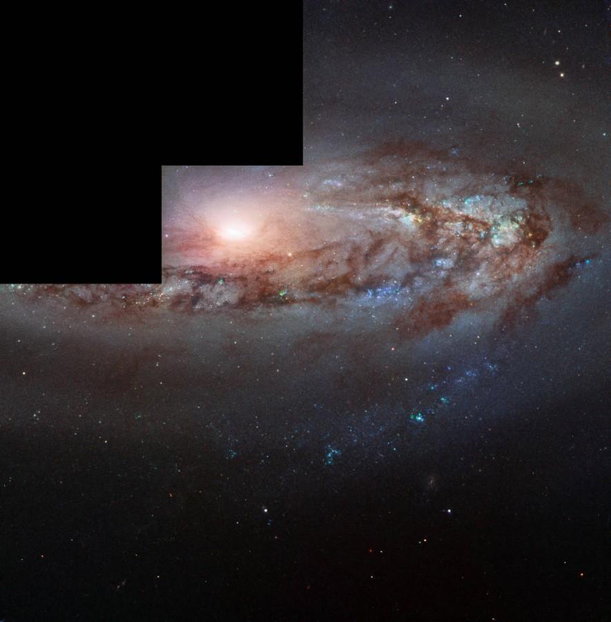 Галактика M90