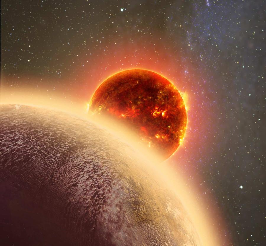 У близкой звезды найдены три экзопланеты