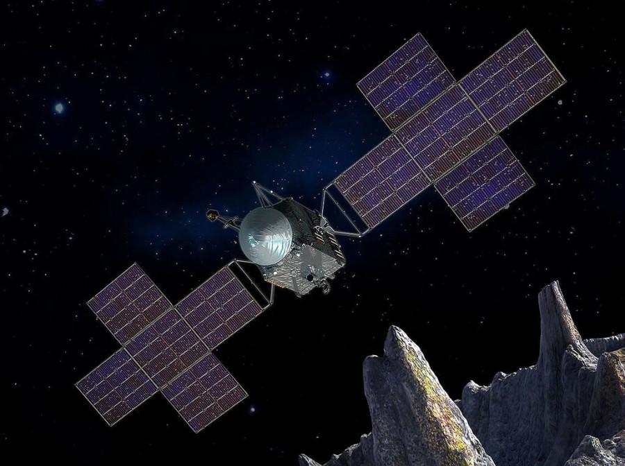 NASA дало зеленый свет строительству станции Psyche