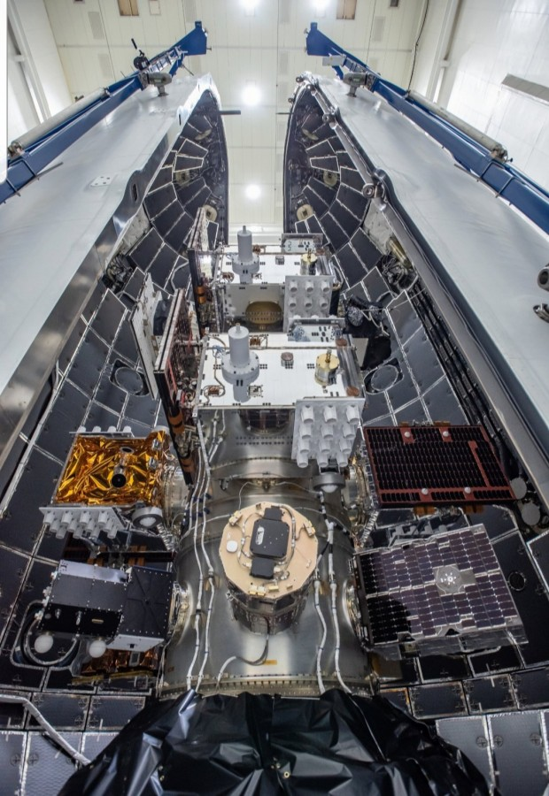 Новая миссия Falcon Heavy