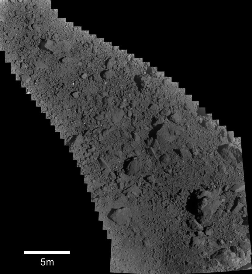 «Хаябуса-2» взял новую пробу вещества с поверхность Рюгу астероида, поверхности, вещества, второй, станция, пробы, «Хаябусы2», C01Cb, будет, миссии, может, температура, «Хаябуса2», сайте, после, потенциальные, итоге, растет, менее, научная