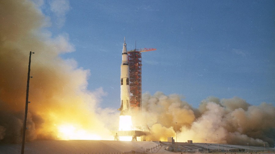 Запуск «Аполлона-11»